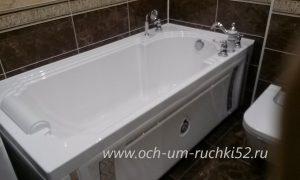 Капитальный ремонт ванны