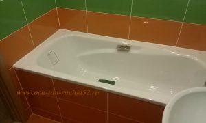 ремонт ванной комнаты в Нижнем Н